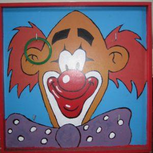 Circusclown Ringspel